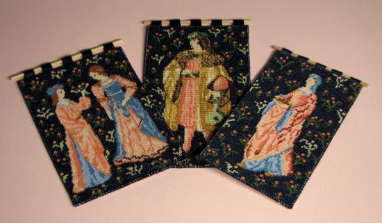 Collection - Cluny walhangings