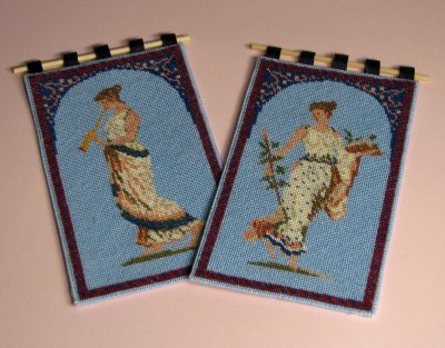 Collection - Grecian wallhangings