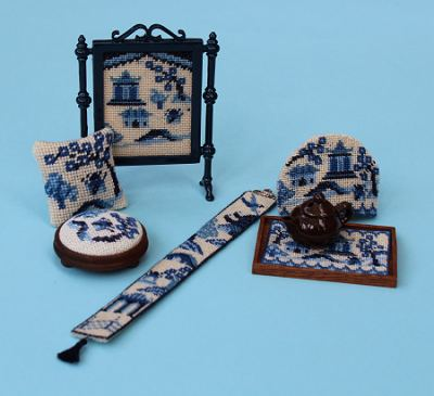 Collection - Willow Pattern