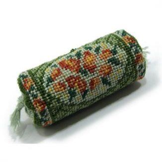 Bolster cushion kit - Barbara (green)