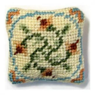 Eleanor dollhouse needlepoint cushion kit