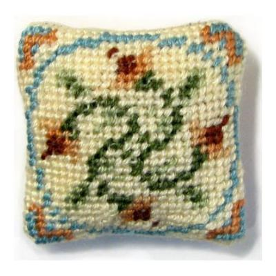 Eleanor dollhouse needlepoint cushion kit
