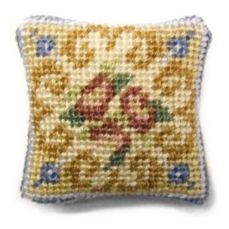 Judith dollhouse needlepoint cushion kit