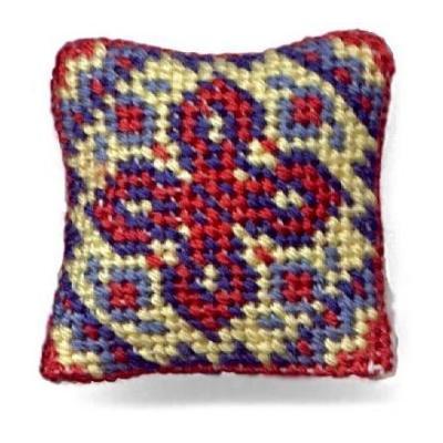 Katrina dollhouse needlepoint cushion kit