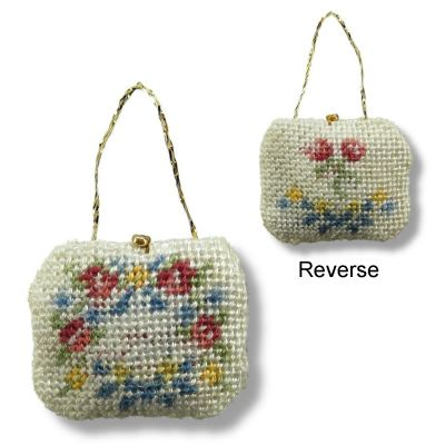 Handbag kit - Delicate Flowers