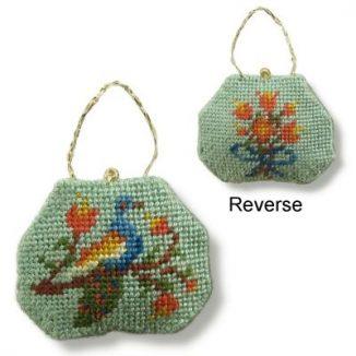 Handbag kit - Elegant Peacock