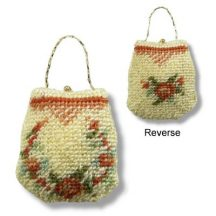 Handbag kit - Rose Reticule