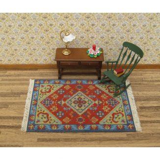 Katrina packet carpet miniature dollhouse embroidery kit