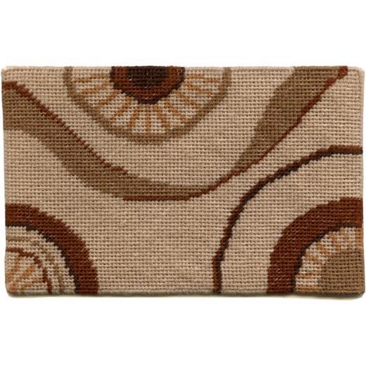 Hannah dollhouse needlepoint carpet