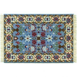 Saskia dollhouse needlepoint carpet