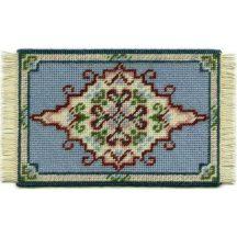 Sophie dollhouse needlepoint carpet