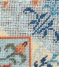Eleanor carpet detail