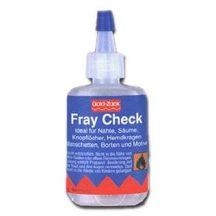 Fray Check fabric glue