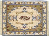 Dollshouse embroidery carpet kits