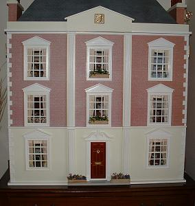 Joyce's Georgian town house