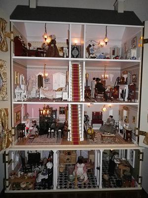 Margaret's Georgian house - interior