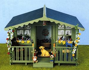 Rosemary's house - exterior