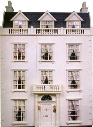 Sarah's house - exterior