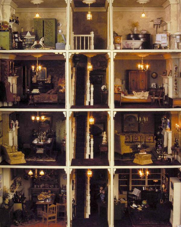 Sara W's House - interior