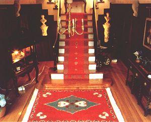 Veronica's house -