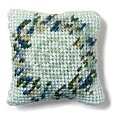 "Dollhouse needlepoint kit ""Kate (blue)"""