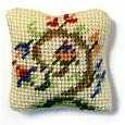 "Dollhouse needlepoint kit ""Tree Of Life"""