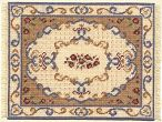"Dollhouse needlepoint carpet ""Judith"""