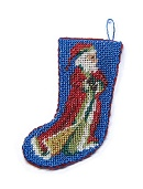 Christmas Stocking - Santa