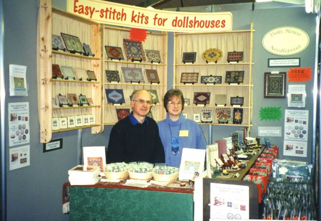 Stand at Olympia, 1999