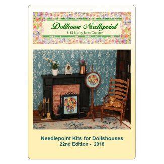 Dollhouse Needlepoint Catalog 2018